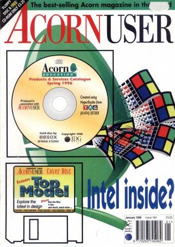 Acorn User 164 (January 1996)