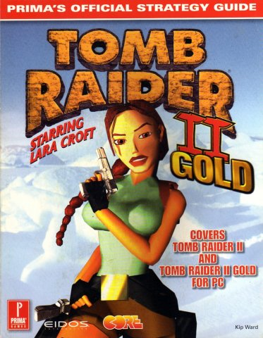 Tomb Raider II Gold Official Strategy Guide