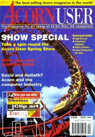 Acorn User 141 (April 1994)