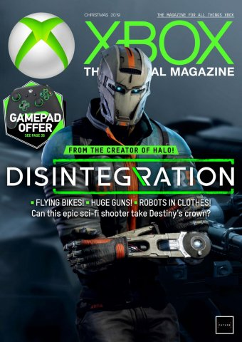 XBOX The Official Magazine Issue 184 (Xmas 2019)