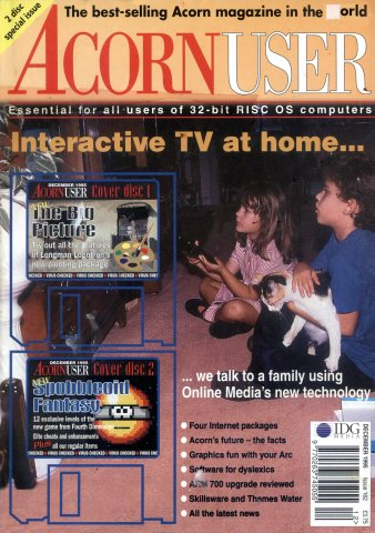 Acorn User 162 (December 1995)
