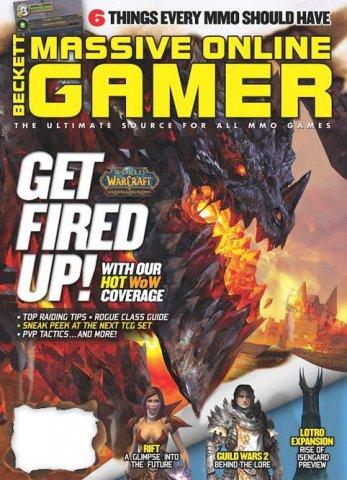 Beckett Massive Online Gamer (August / September 2011)
