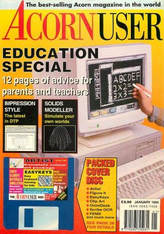 Acorn User 138 (January 1994)