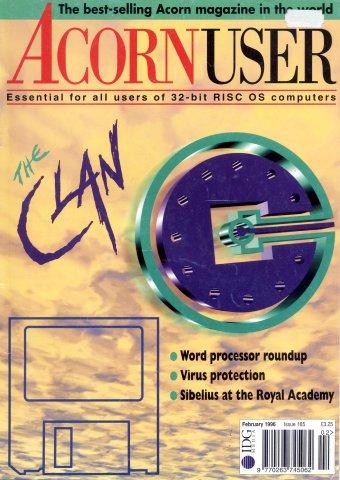 Acorn User 165 (February 1996)