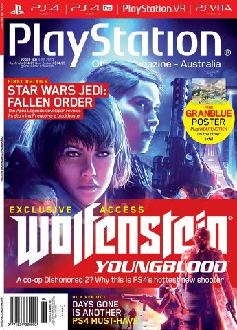 PlayStation Official Magazine Issue 160 (June 2019)