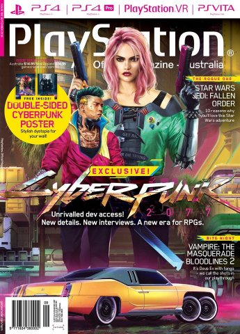 PlayStation Official Magazine Issue 163 (September 2019)
