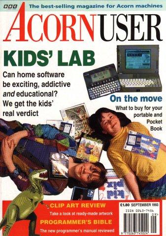 Acorn User 134 (September 1993)