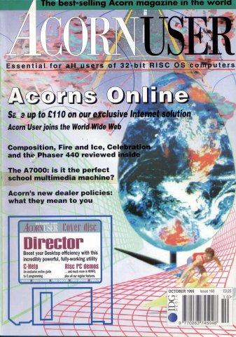 Acorn User 160 (October 1995)