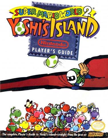 Super Mario World 2: Yoshi's Island Nintendo Player's Guide