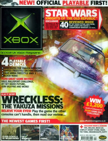 Official UK Xbox Magazine Issue 02 - April 2002