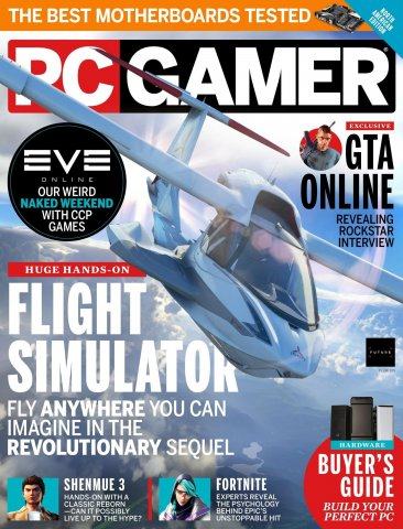 PC Gamer Issue 325 (Holiday 2019)