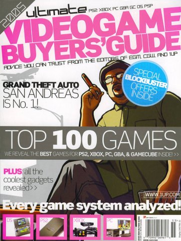 2005 EGM's Buyer Guide