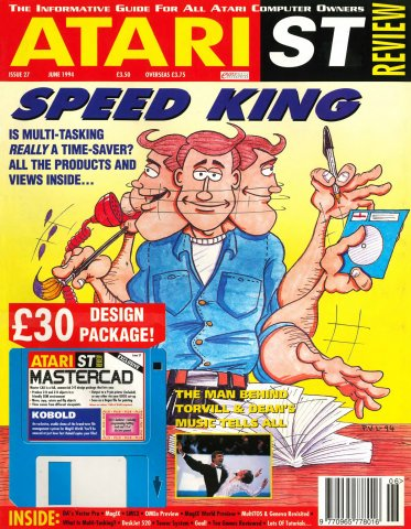 Atari ST Review Issue 27 (June 1994)