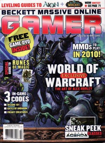 Beckett Massive Online Gamer (January / February 2010)