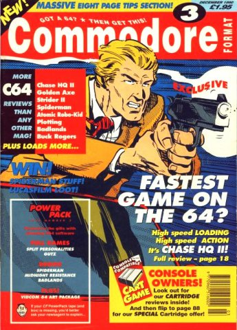Commodore Format Issue 03 (December 1990)