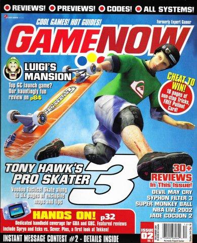 GameNow Issue 002 December 2001