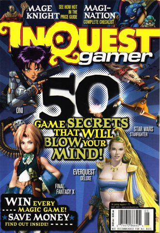 Inquest Gamer 073 (May 2001)