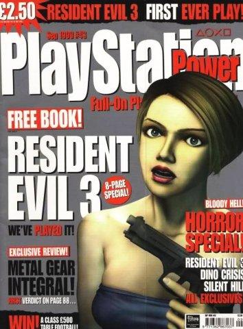 PlayStation Power Issue 43 (September 1999)