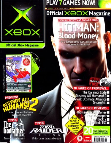 Official UK Xbox Magazine Issue 56 - June 2006
