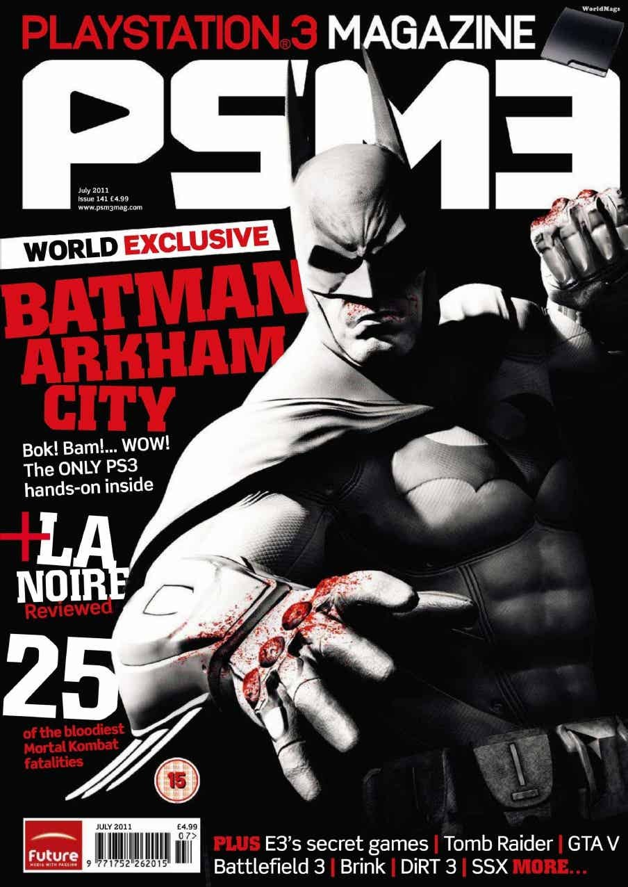 PSM3 Issue 141 (July 2011) *cover 2*