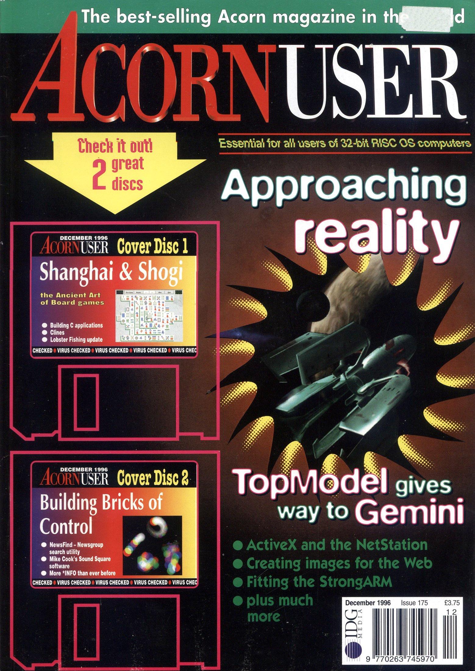 Acorn User 175 (December 1996)