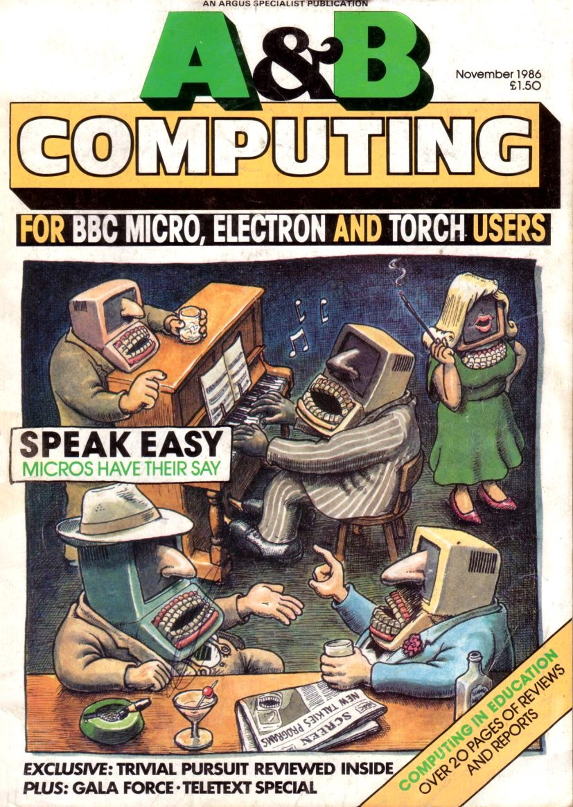 A&B Computing Vol.3 No.11 (November 1986)
