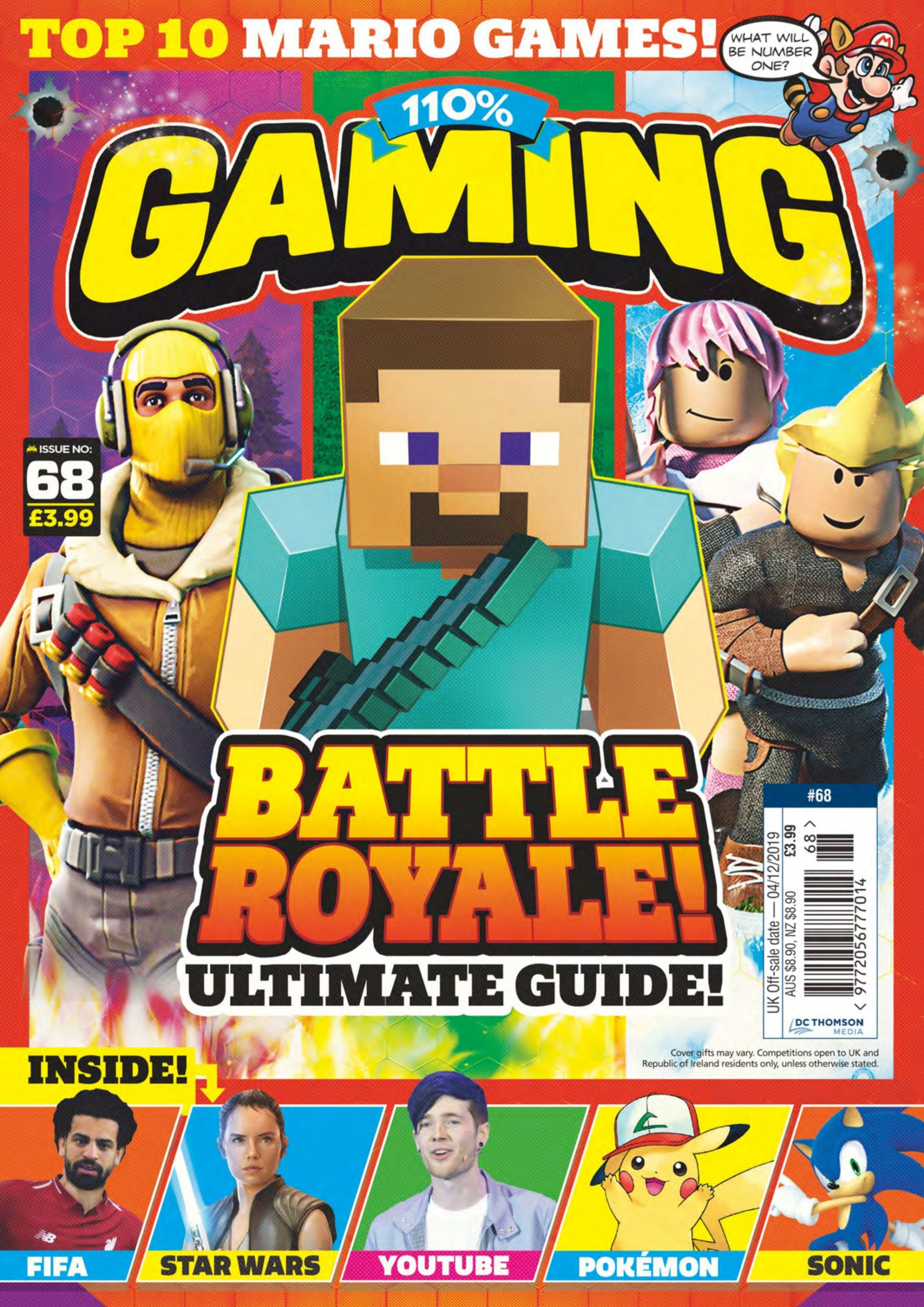 110% Gaming Issue 068 (December 2019)