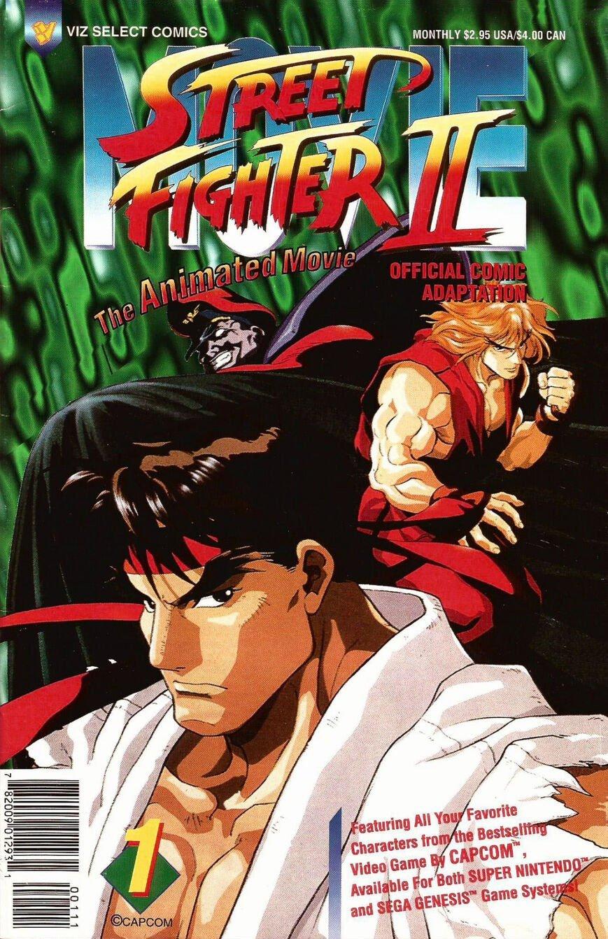 Street Fighter II - The Animated Movie 01