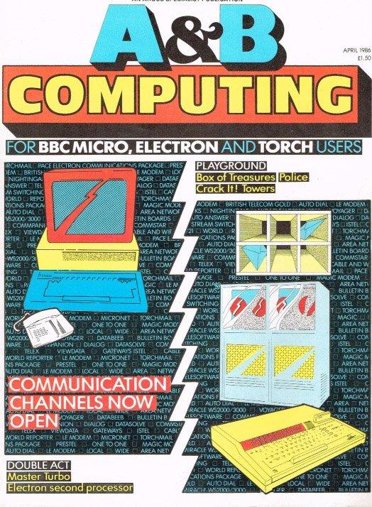 A&B Computing Vol.3 No.04 (April 1986)