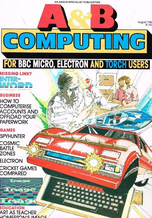 A&B Computing Vol.3 No.08 (August 1986)