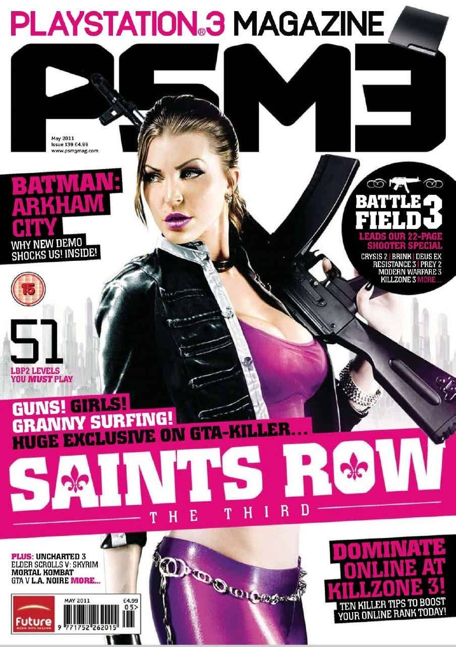 PSM3 Issue 139 (May 2011) *cover 2*