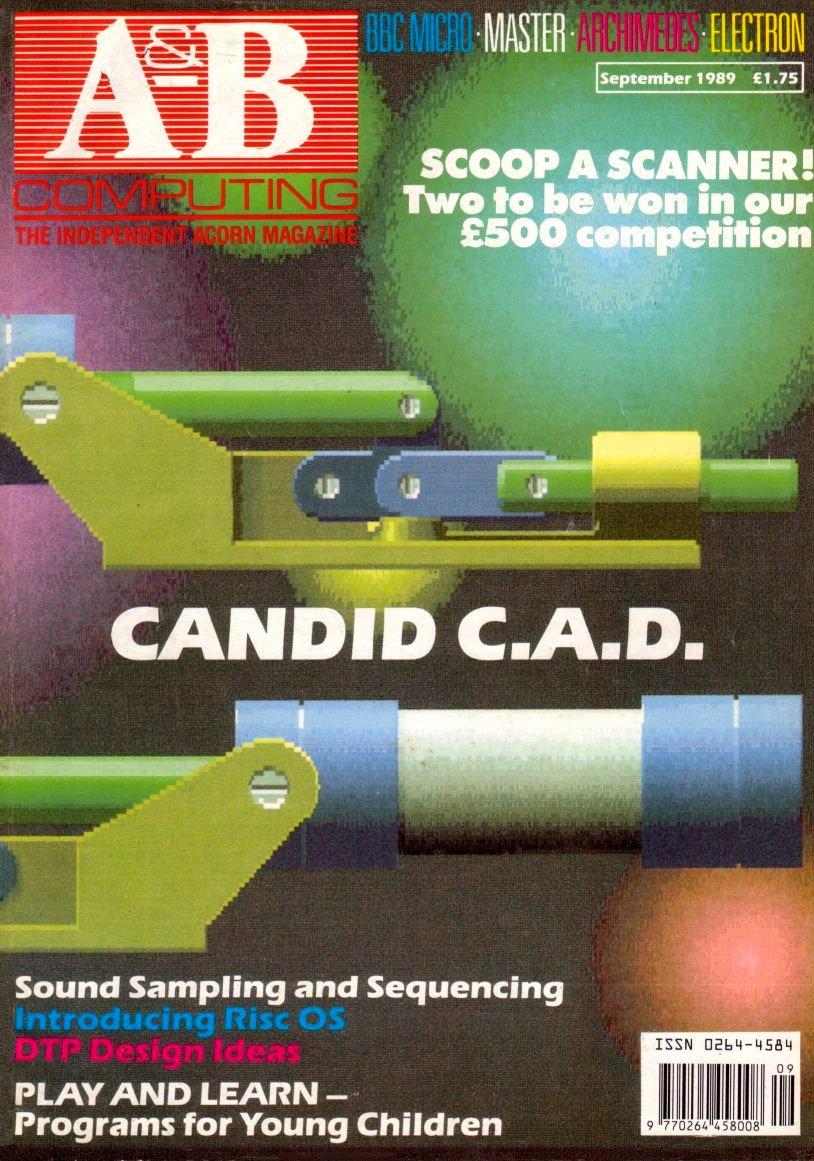 A&B Computing Vol.6 No.09 (September 1989)