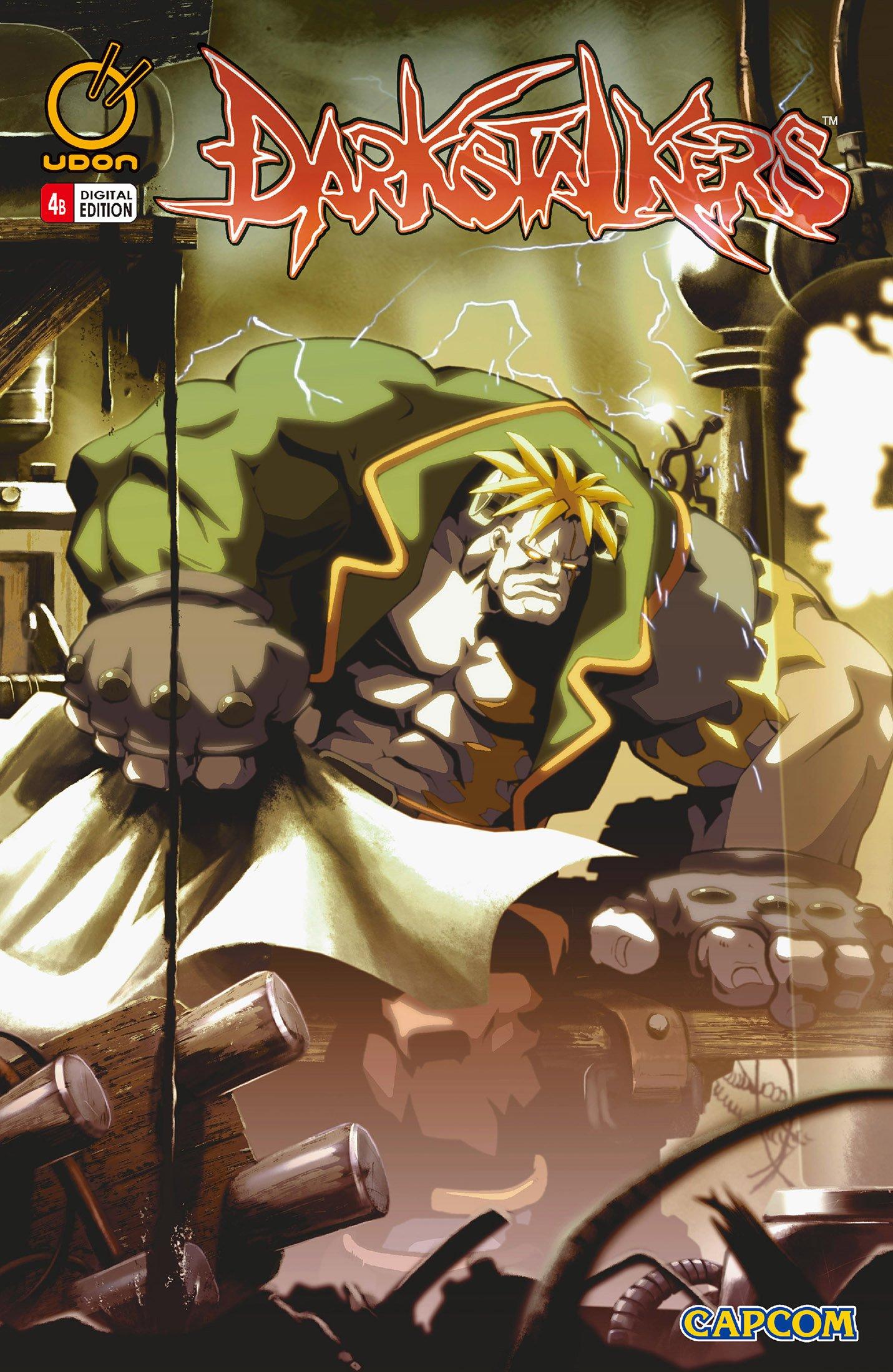 Darkstalkers 004 (February 2005) (Cover B)