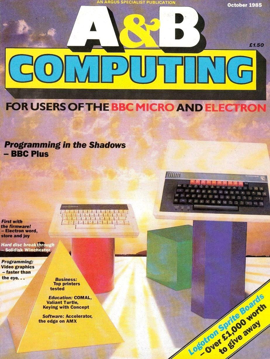 A&B Computing Vol.2 No.10 (October 1985)