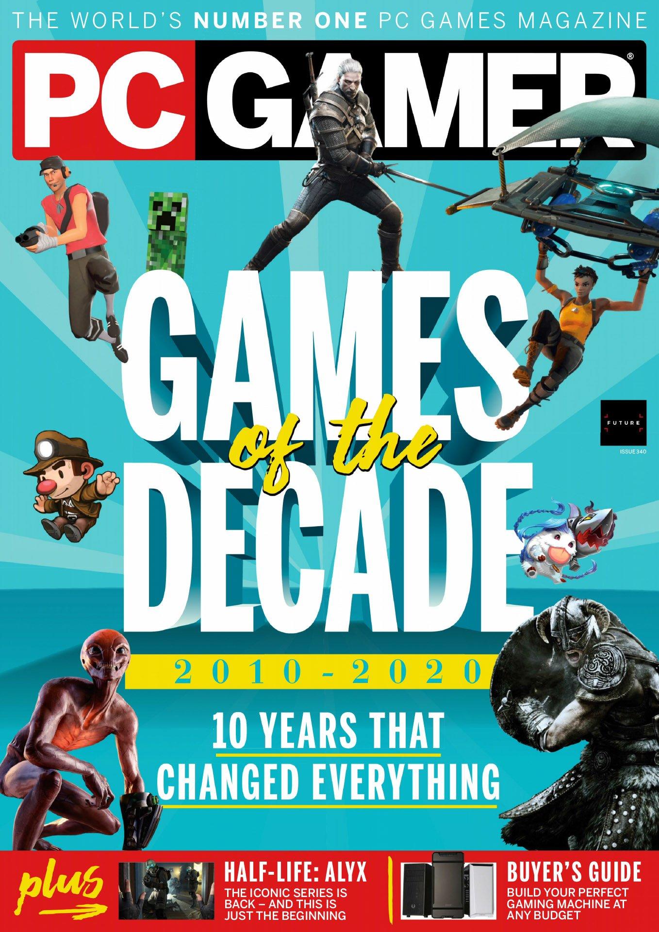 PC Gamer UK Issue 340 (February 2020)