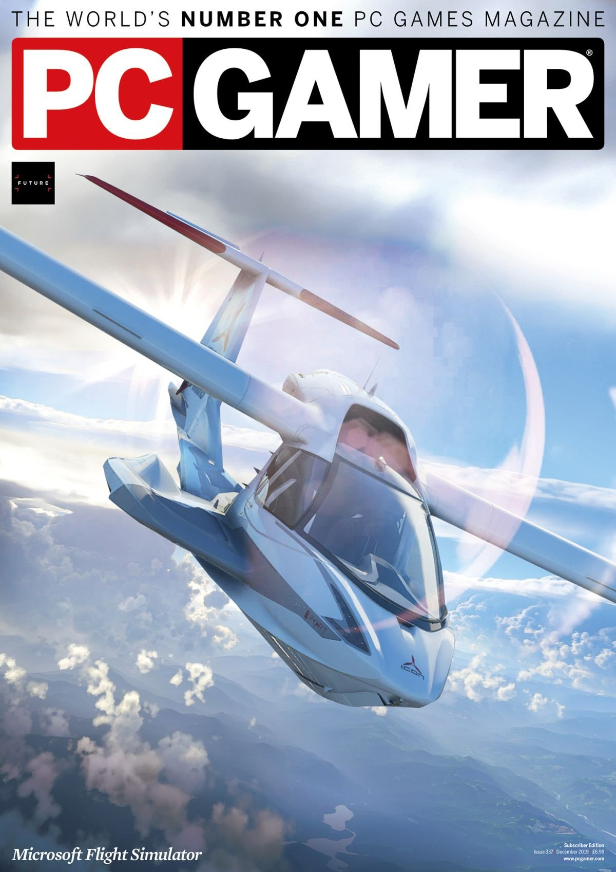 PC Gamer UK Issue 337 (December 2019) (subscriber edition)