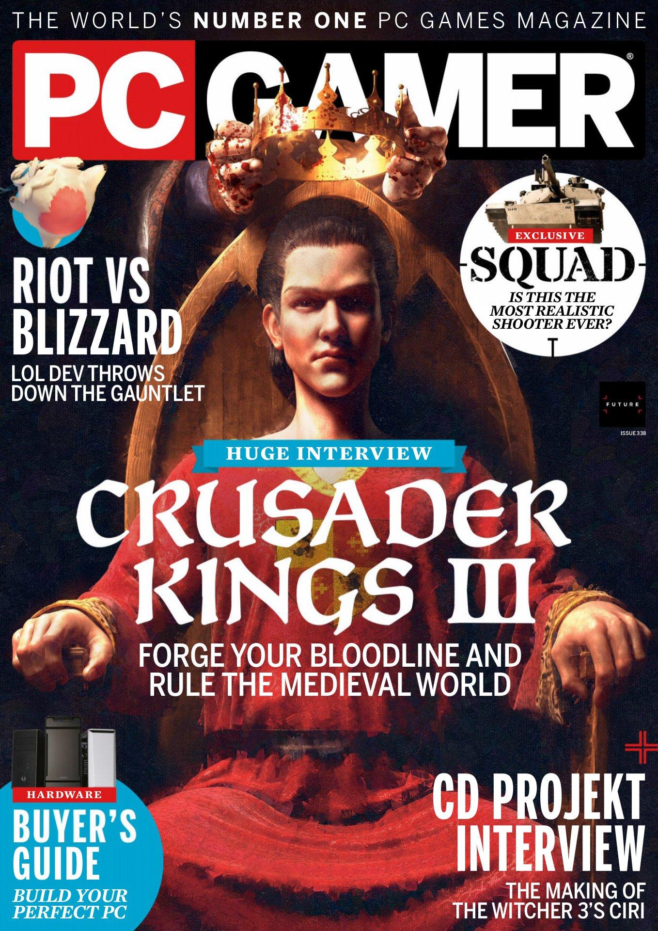PC Gamer UK Issue 338 (Christmas 2019)