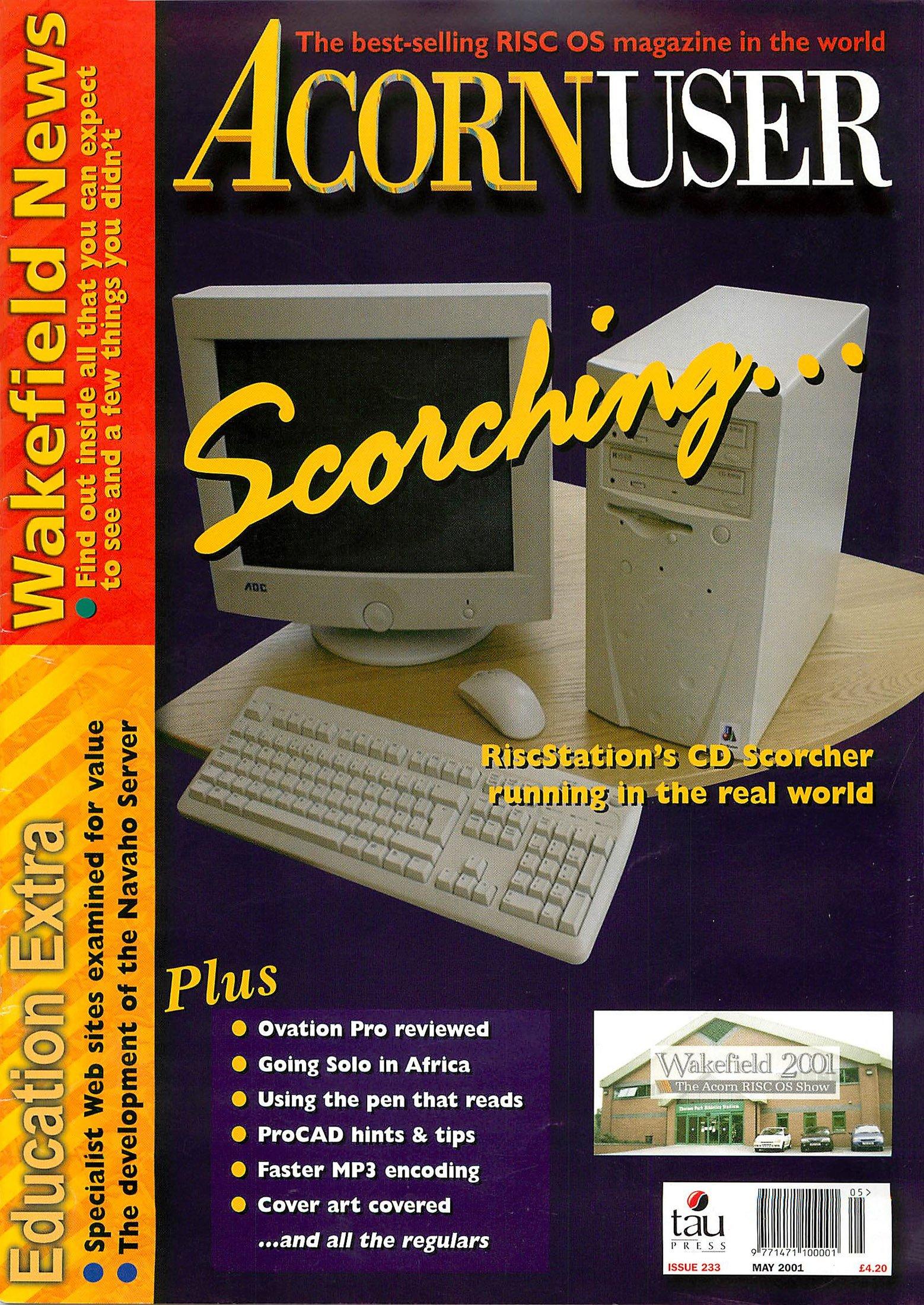 Acorn User 233 (May 2001)