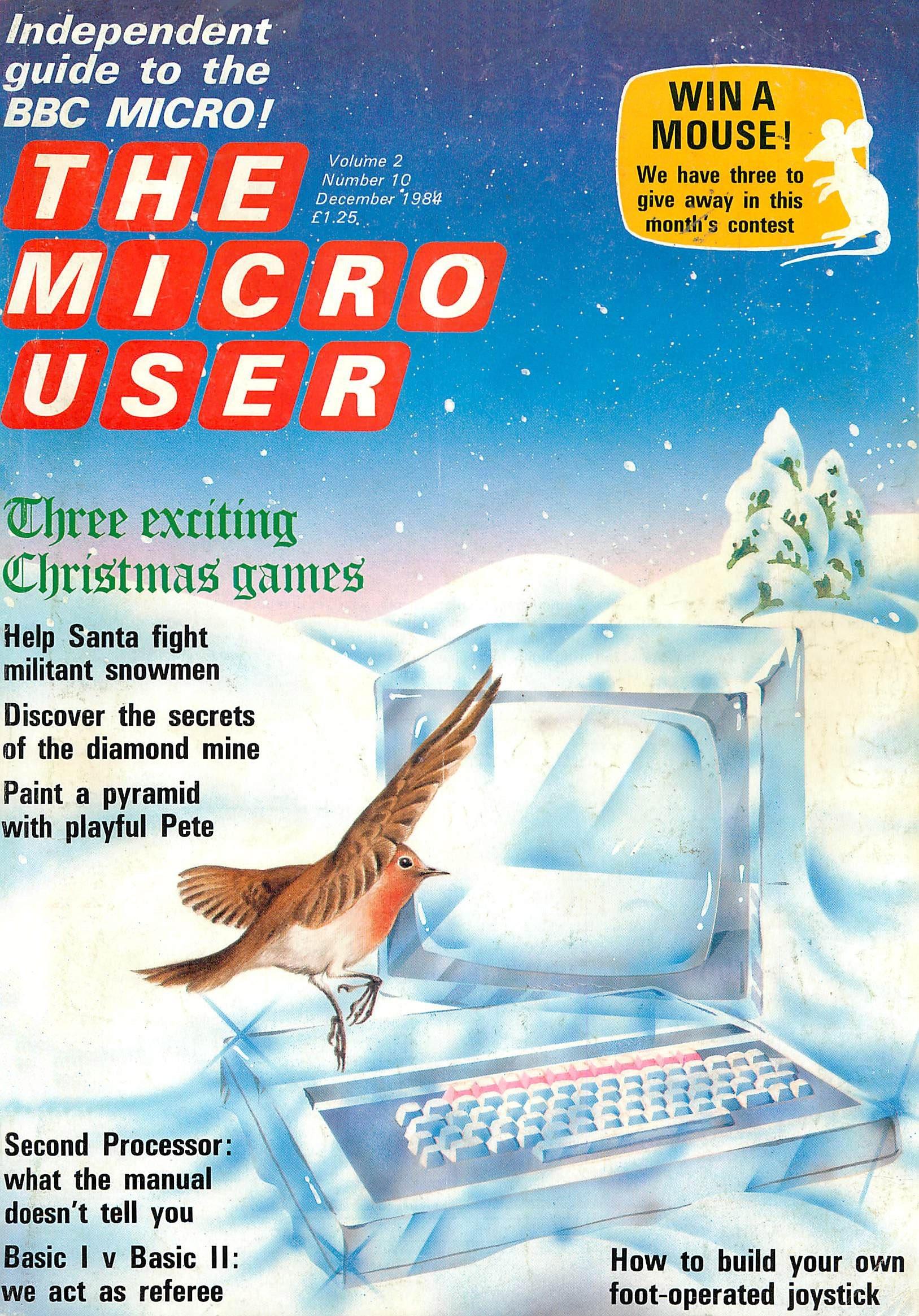 The Micro User Vol.02 No.10 (December 1984)