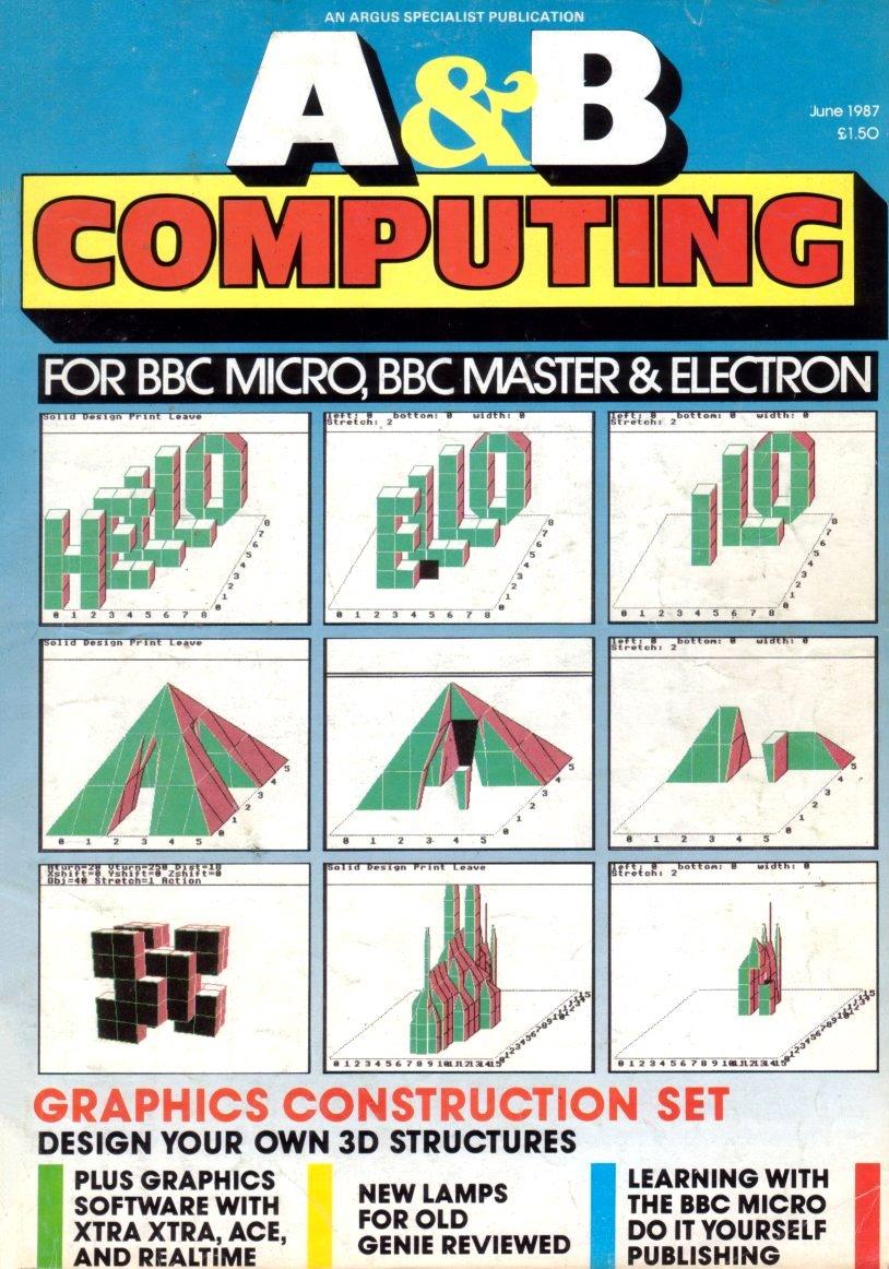 A&B Computing Vol.4 No.06 (June 1987)