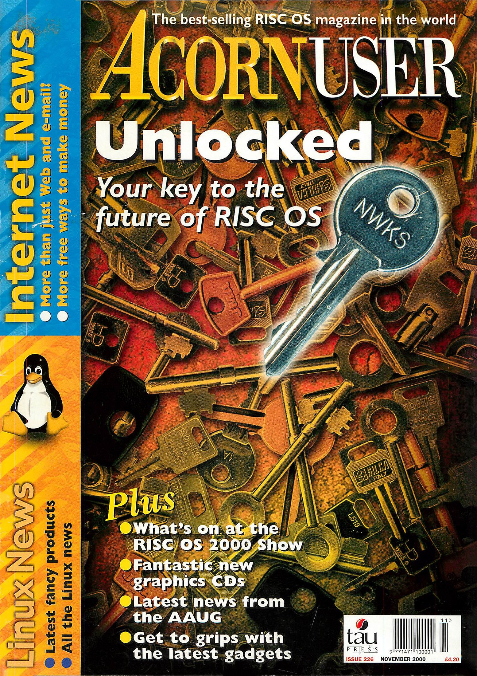 Acorn User 226 (November 2000)