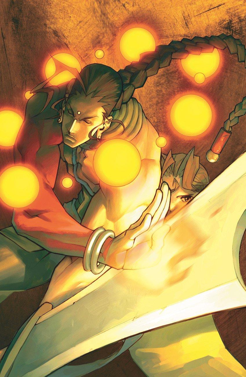 Darkstalkers 002 (December 2004) (Foil variant)