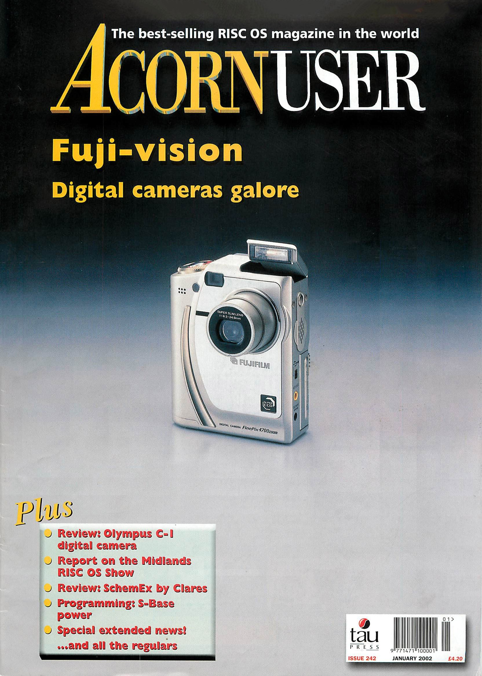 Acorn User 242 (January 2001)