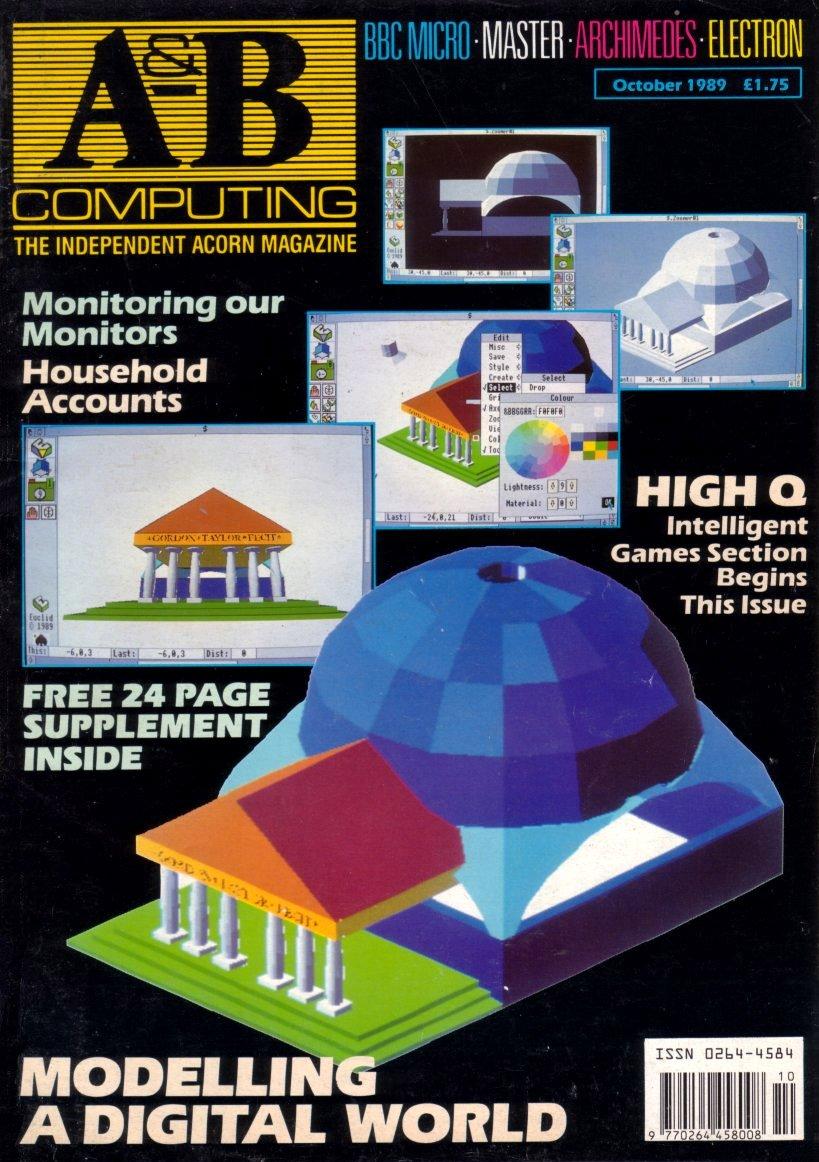 A&B Computing Vol.6 No.10 (October 1989)