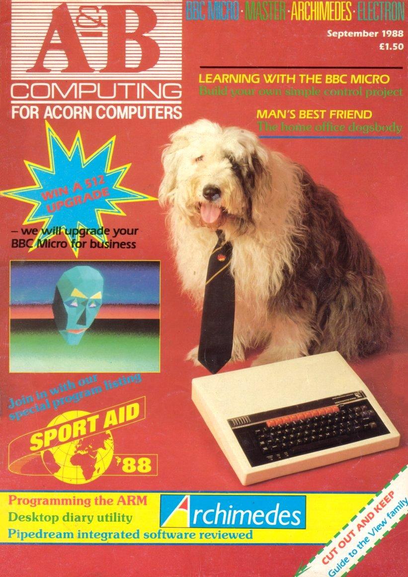 A&B Computing Vol.5 No.09 (September 1988)
