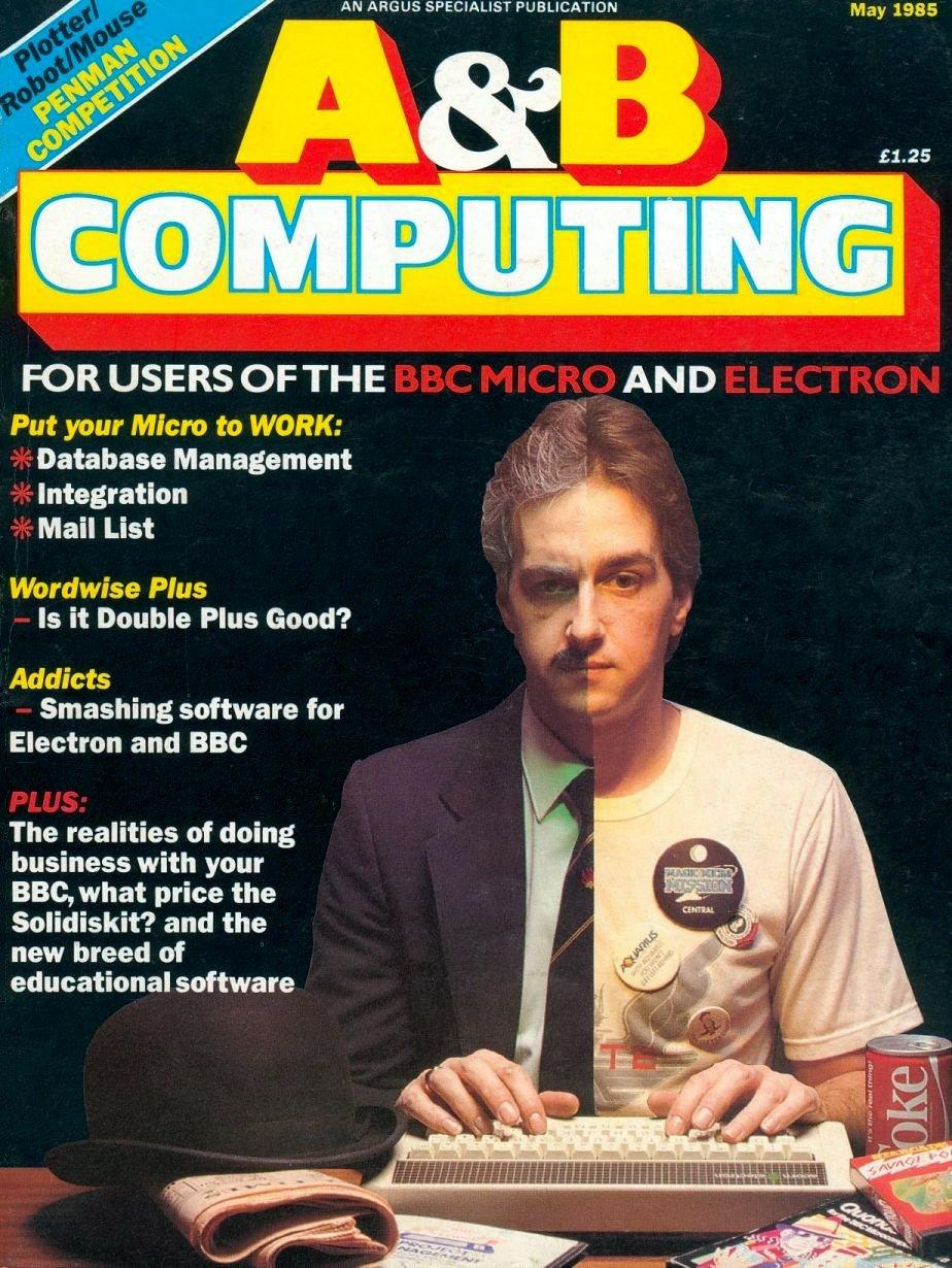 A&B Computing Vol.2 No.05 (May 1985)