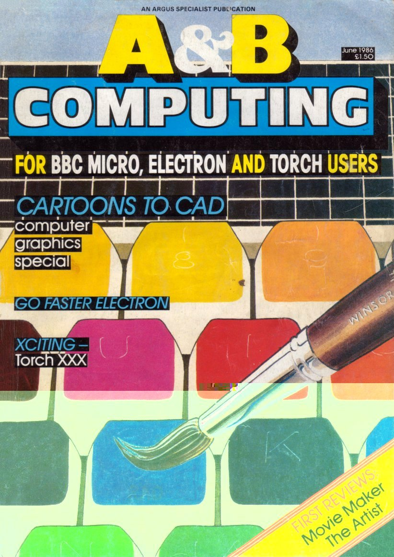 A&B Computing Vol.3 No.06 (June 1986)
