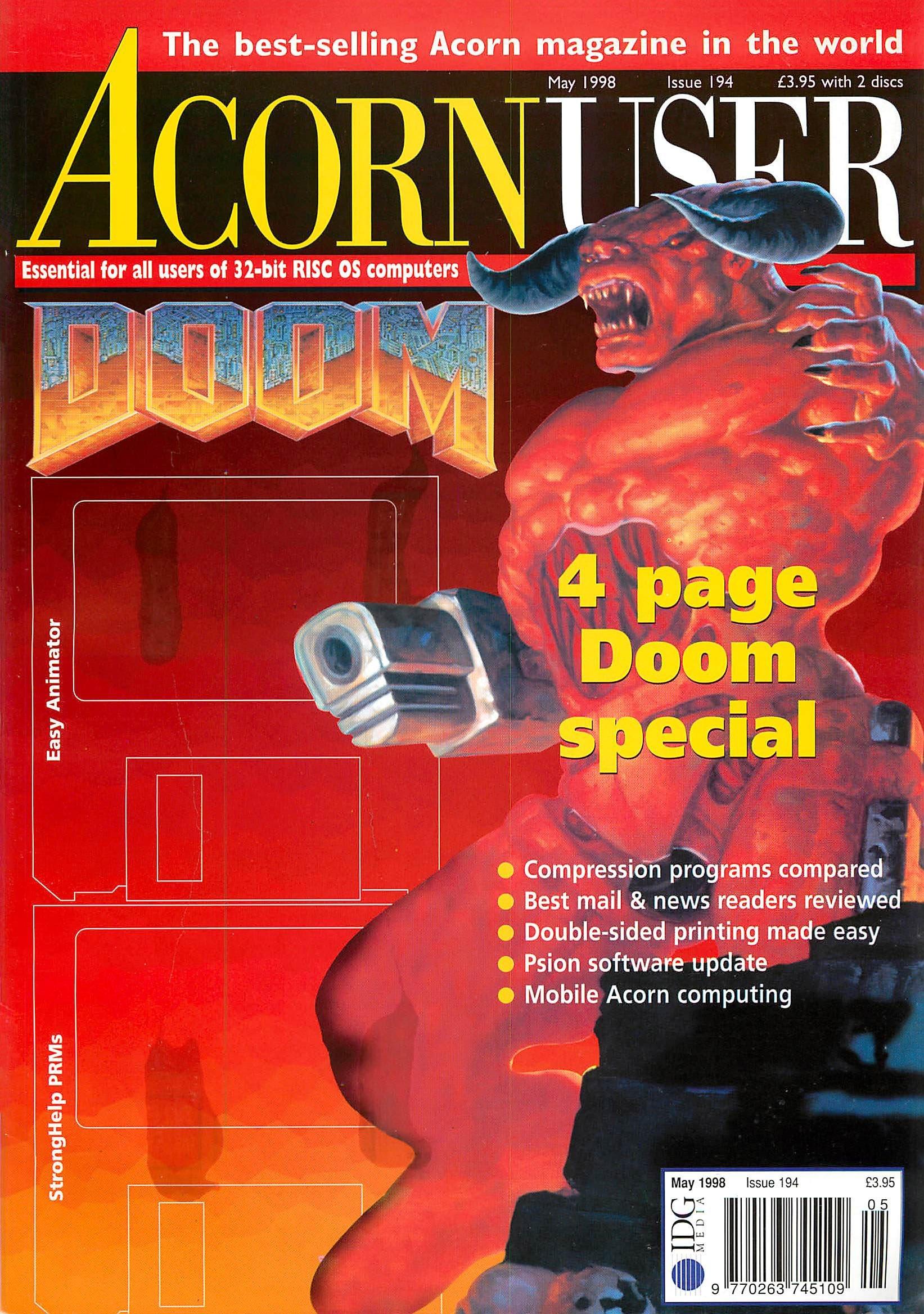 Acorn User 194 (May 1998)