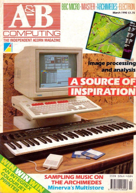 A&B Computing Vol.7 No.03 (March 1990)