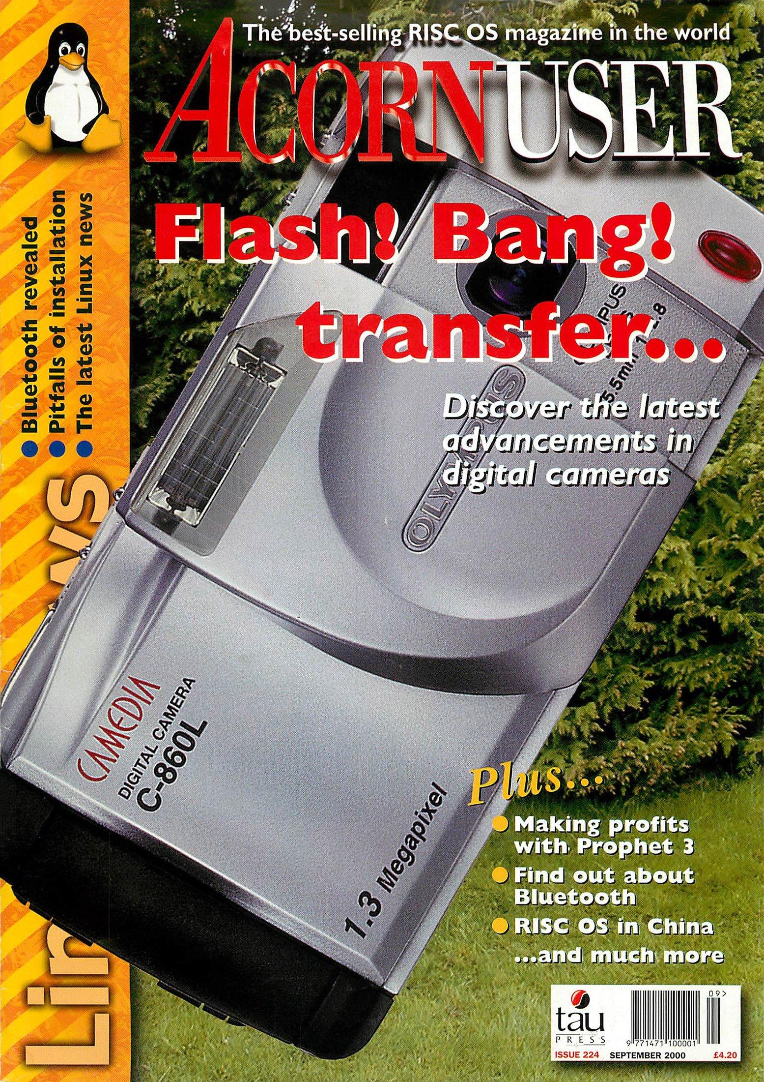 Acorn User 224 (September 2000)
